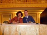 Merna Hecht and Jack McBride, WITS Alliance panelists at the 2012 AWP Conference in Chiacago